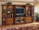 传统风格书柜