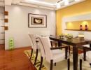 现代风格餐桌